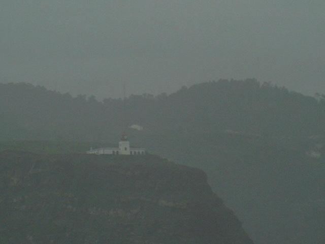 Ponta do Pargo, the westernmost tip of Madeira