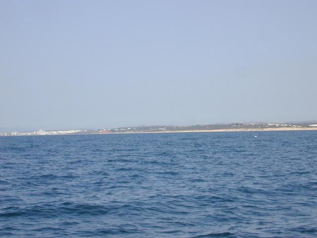 View to Northwest (Vilamoura)