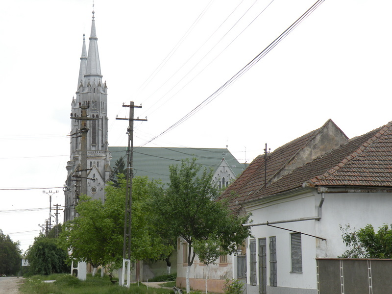 The Roman Catholic Church of Vinga