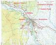 #2: Map of Birobidzhan and Region.