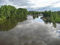 #8: Ural river is the Europe-Asia border; 2.5 km from the point