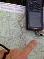 #5: GPS reading and the map