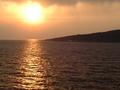 #6: sunset over Gogland Island
