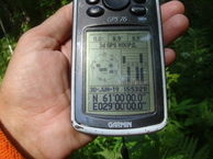 #2: GPS readings
