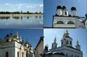 #12: Великий Устюг/Velikiy Ustiug town and Sukhona river, 30 km from the CP