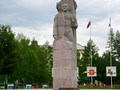 #9: Lenin monument in Syktyvkar