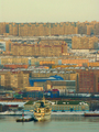 #5: View to Murmansk from Abram-Mys district