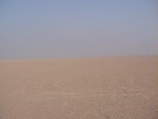View to the North of confluence point 24N 49E.