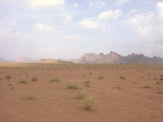 #1: The East view to Jabal Ġawta