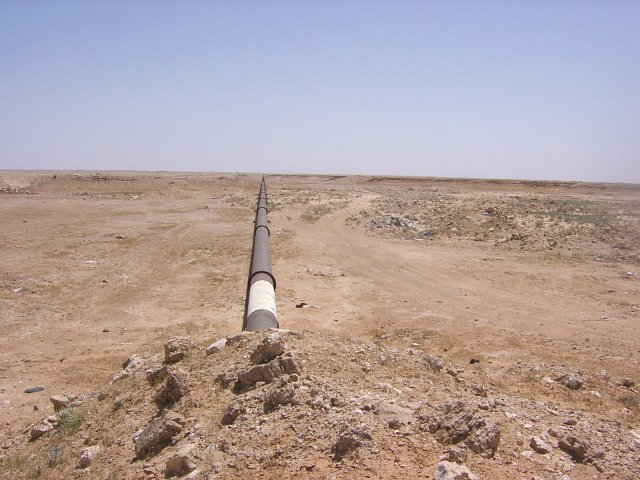 The Aramco pipeline