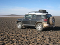 #6: Driving on the black volcanic rocks