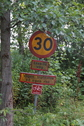 #7: Drive at your own risk (its not that bad if the weather has been dry