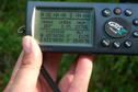 #3: View of the GPS / Ansicht des GPS-Empängers