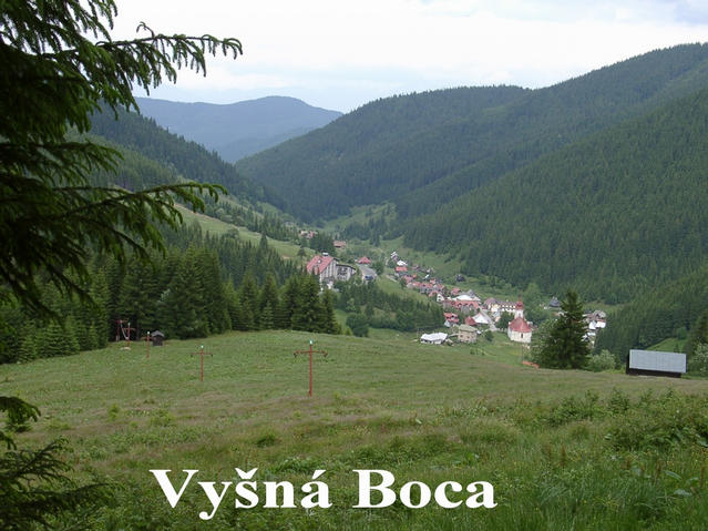 Beautiful Low Tatras - Vyšná Boca