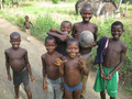 #13: Temne kids at the village of Makaray