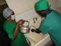 #5: Surgical hand washing - Chadian styl