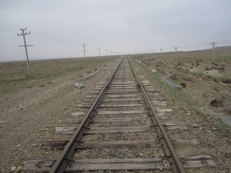 Railway waiting for better diplomatic relations