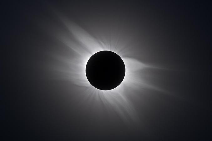The ultimate highlight: the Total Solar Eclipse, two days ago