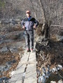 #8: Tolga on the small bridge