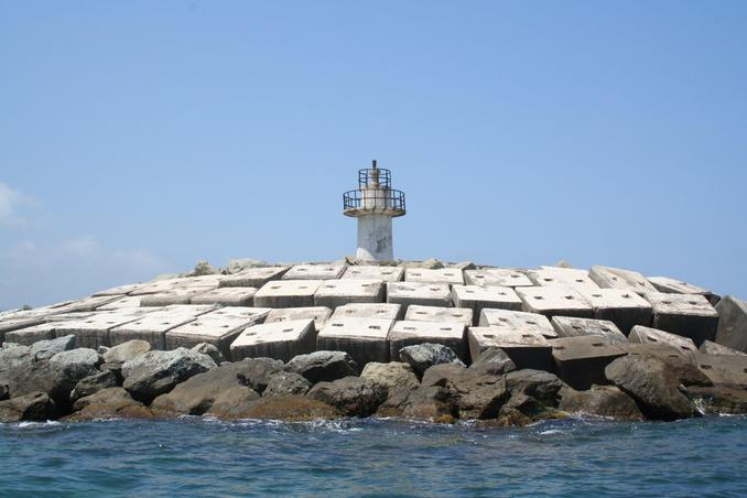 Abana lighthouse