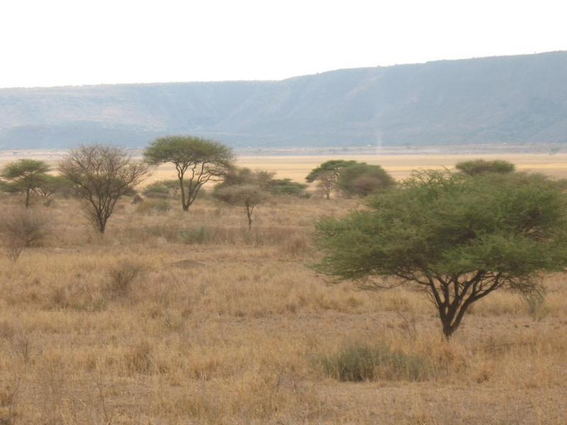 Engaruka basin