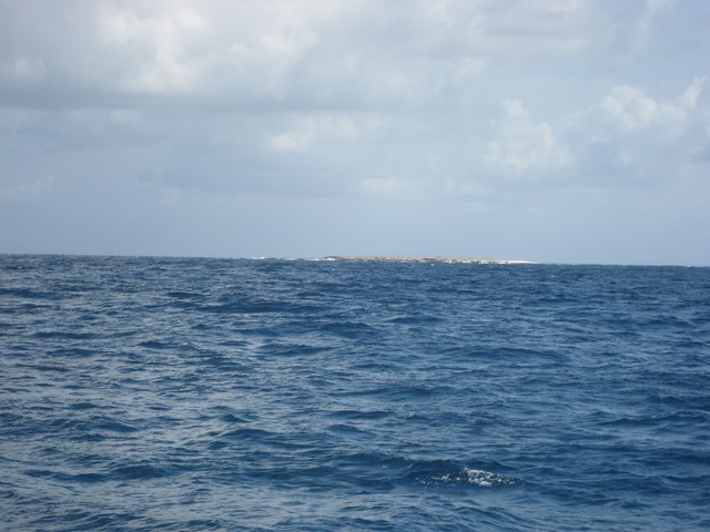 Long expected view of Latham Island, however from a much closer distance than the Confluence