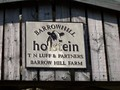 #4: sign on the barn