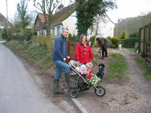 A Family from Ebbesbourne Wake