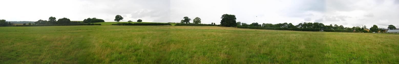 Panorama with North-West View