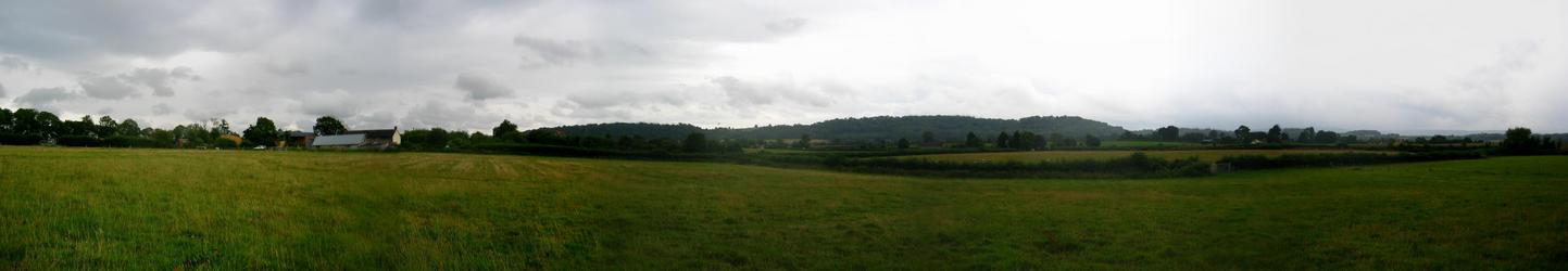 Panorama with South-East View