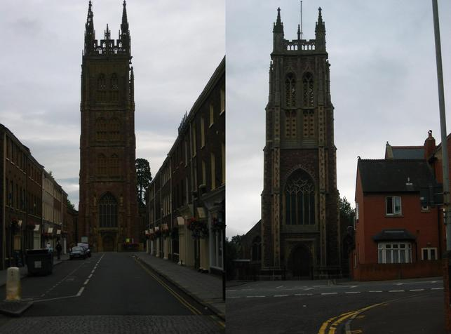 Churches in Taunton