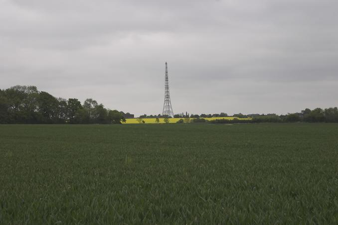 North East - Radio Tower