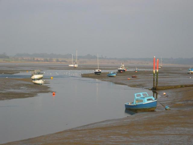 Low Tide in Manningtree