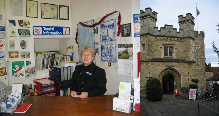 The Museum and Tourist Information in Buckingham