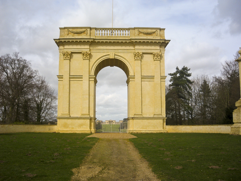 Stowe Gatehouse