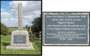 #9: Monument and plaque of the Pilgrim Fathers.