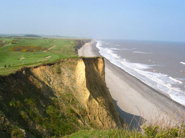 Coast near the Confluence