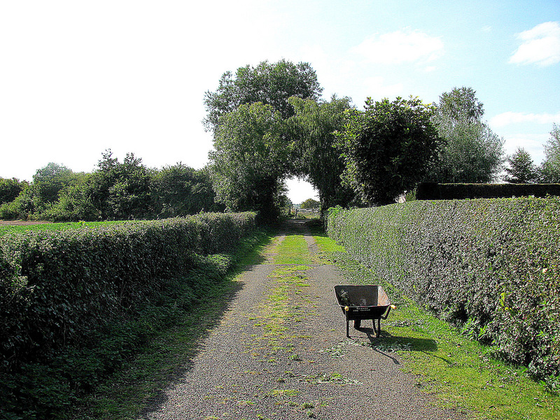 Cottage Pasture Lane off the A6097.