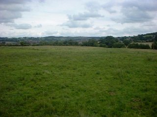 #1: Looking SW from Harewood Hall Farm