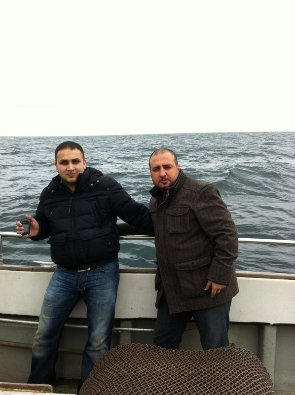 Wisam & Raed at the point