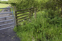 #9: There's a stile here somewhere