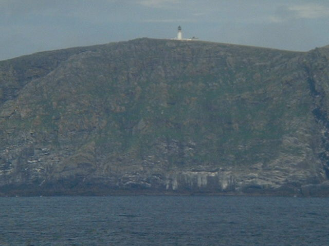 Barra Head on Beneray Island