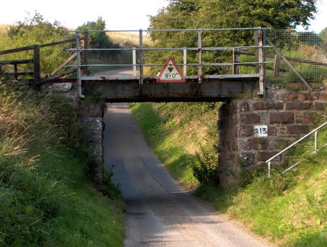 BACKIES BRIDGE, IF YOU ARE HERE, YOU ARE ON THE RIGHT WAY