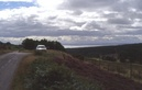 #8: carpark and view to the Dornoch Firth