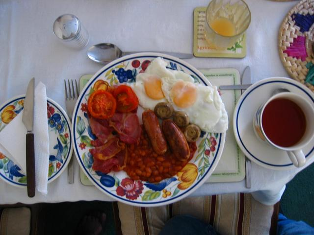 English Confluence Breakfast