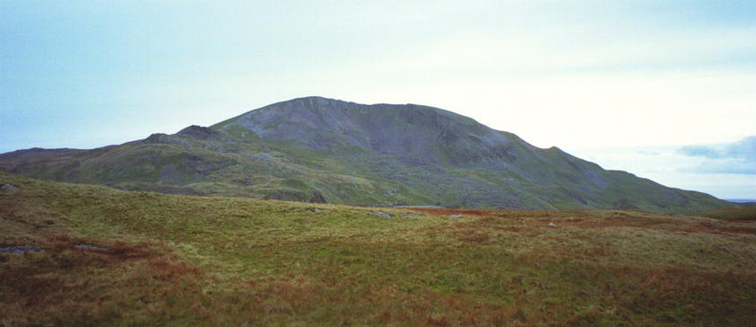 South, and Moelwyn Mawr (770m)