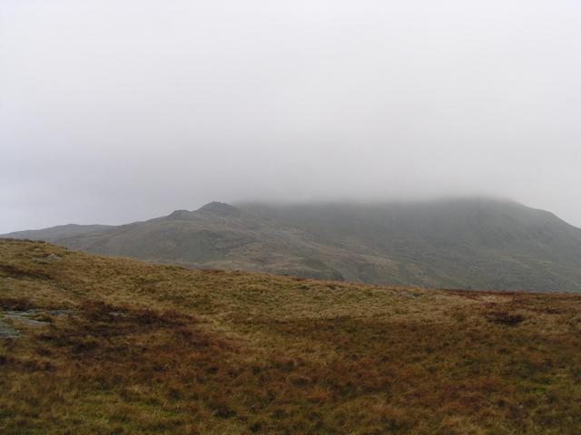 looking south - Moelwyn Mawr there somewhere