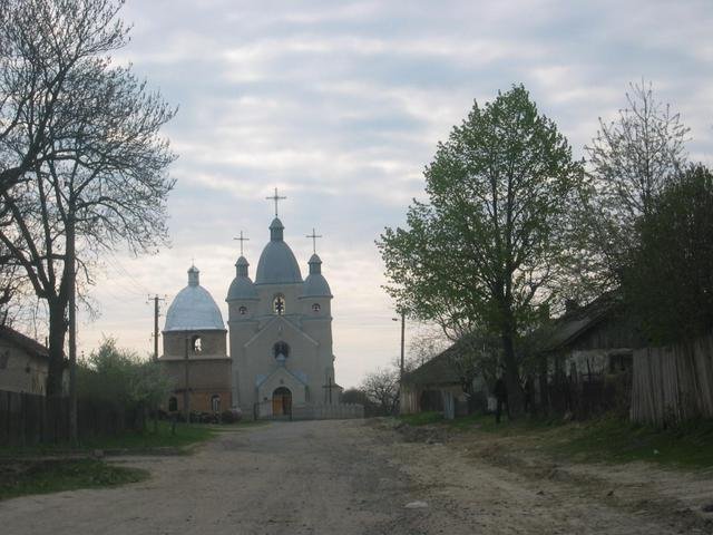 Church in Mervychi