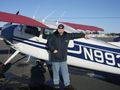 #6: Lee with the Cessna 180