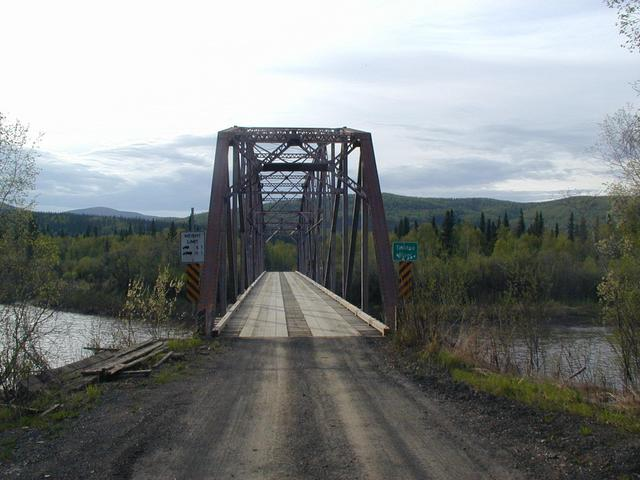 Takotna River Bridge